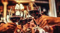 The image for Wine Nite @ The Gail!